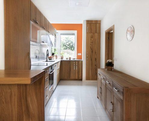 Kuchyně pohled 1